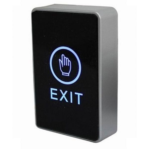 DX Series Small Luminous Touch Exit Button w/ Box