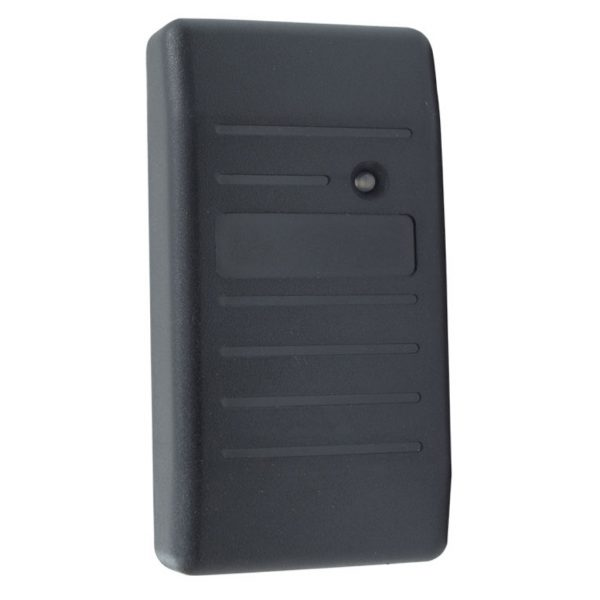 DX Series Weather Resistant Small Black Access Control Reader