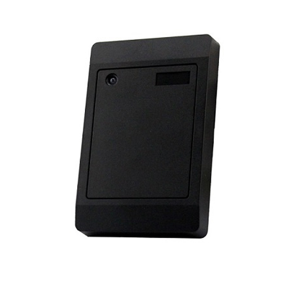 DX Weather Resistant Black Access Control Reader
