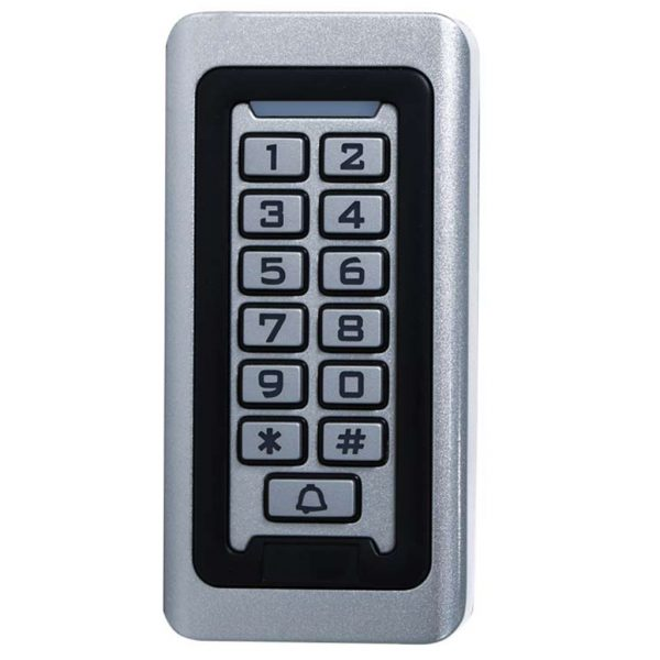 DX Weather Resistant Vandal Proof Keypad Access Control Reader