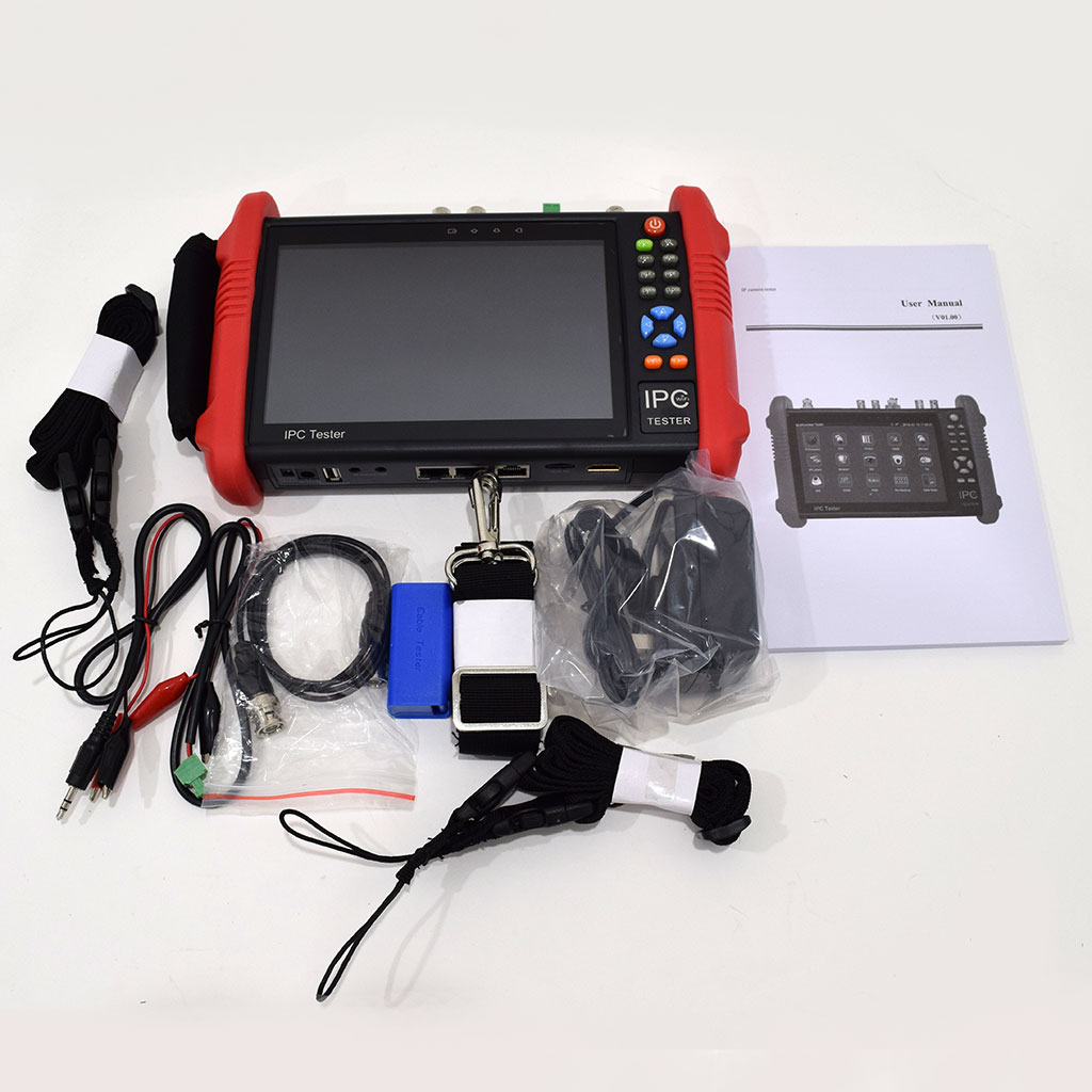 Analog Cable & Camera Tester