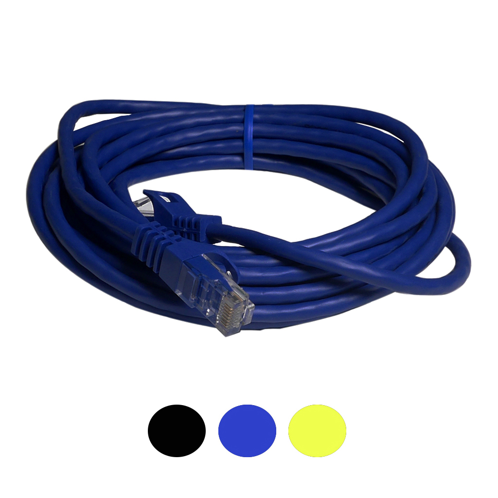 15ft Prefabricated CAT6 Patch Cable