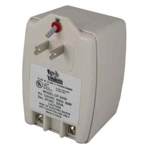 24VAC 50VA Single Channel Power Supply