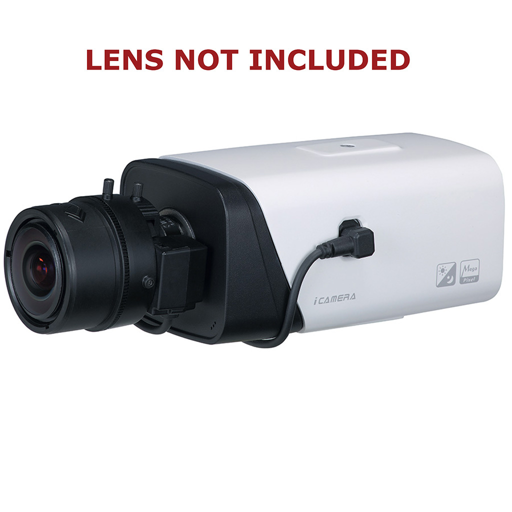 3 Megapixel Elite IP Box Security Camera