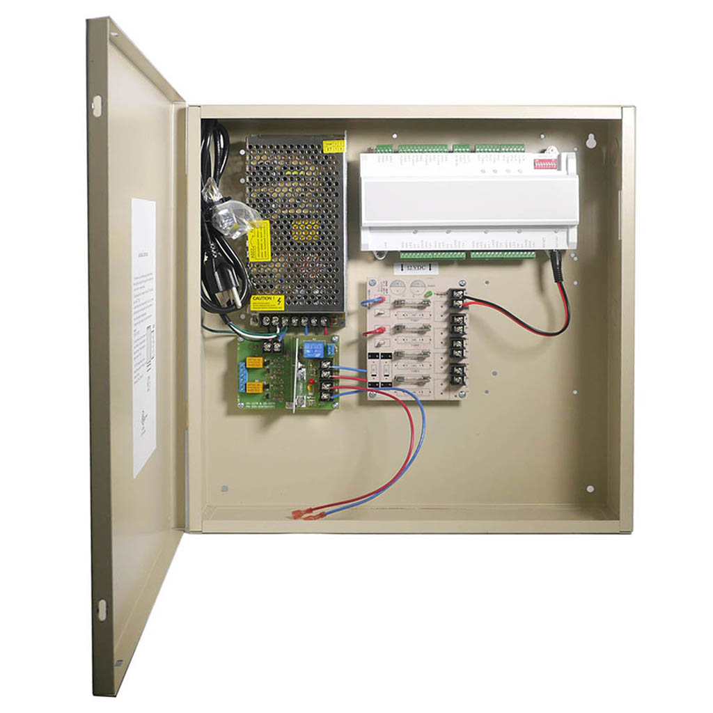 ACP-EL4 Elite 4 Door Access Control Power Supply Package