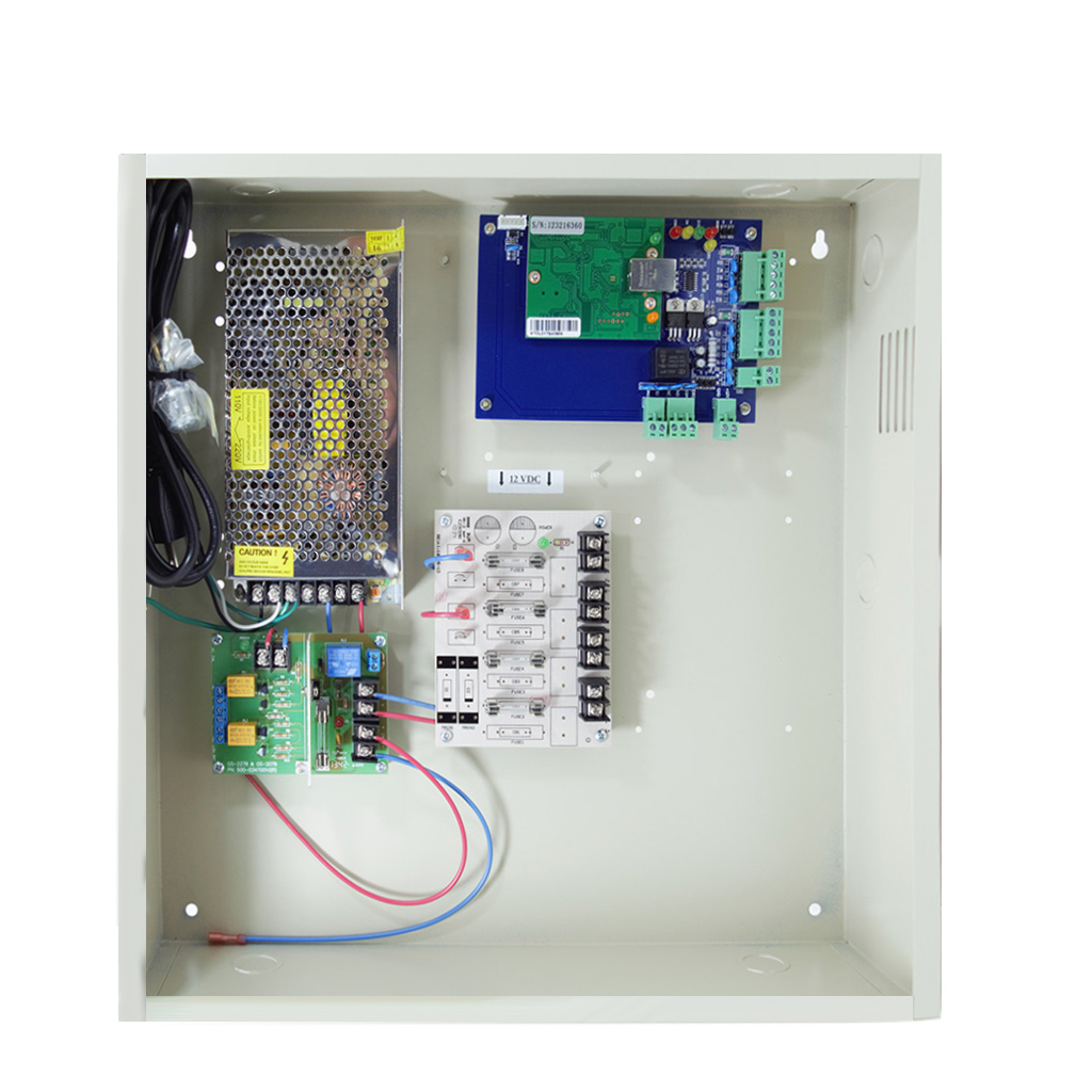 DX Single Door Access Control & 12V DC Power Supply