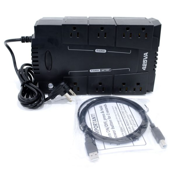 Generic UPS Battery Backup / Surge Protection