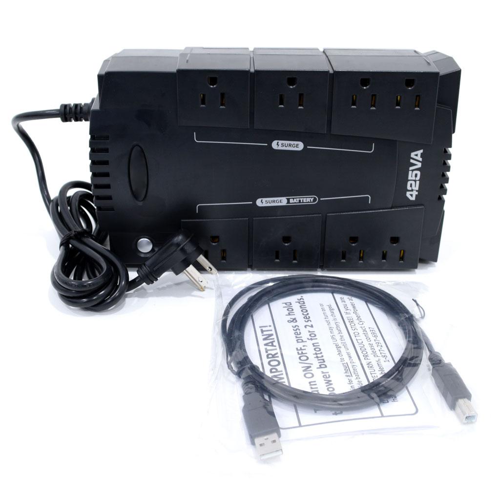Generic UPS Battery Backup / Surge Protection