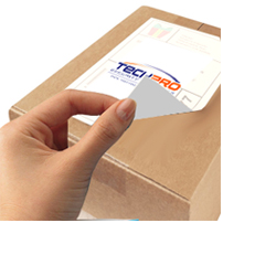 Order Removal of all Labels and Manuals