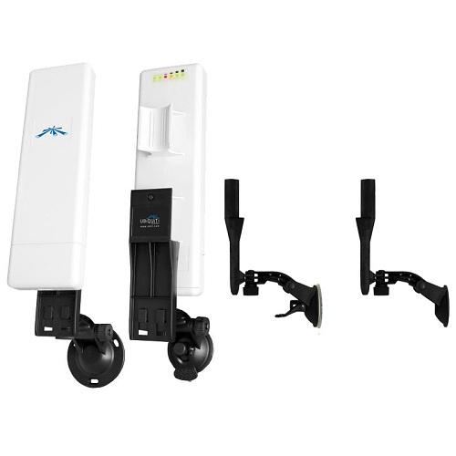 Wall/Window Mount for Wireless Access Point/Bridge