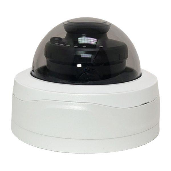 5MP Elite Starlight™ 2.8mm HD-TVI/CVI/AHD/Analog IR Vandal Dome Security Camera