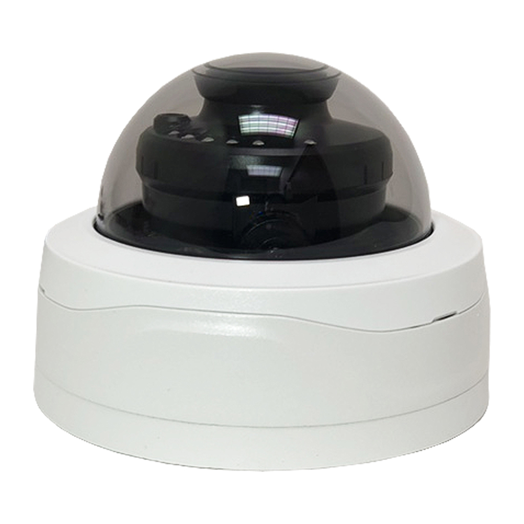 5MP Elite Starlight™ 2.8mm HD-TVI/CVI/AHD/Analog IR Vandal Dome Security Camera