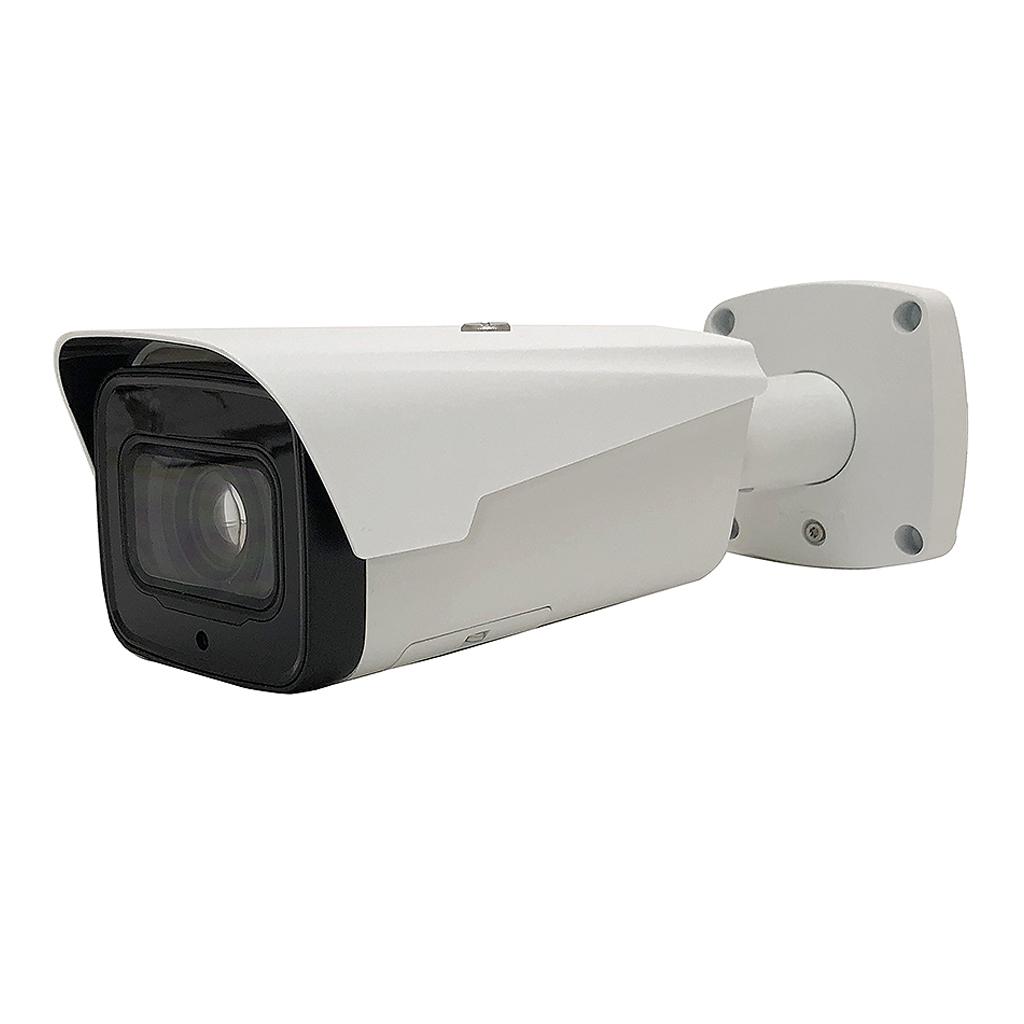 6MP Elite Motorized 2.7-13.5mm Starlight IP Bullet Camera W/ Audio and ePoE