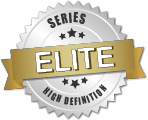 Badge - Elite HD