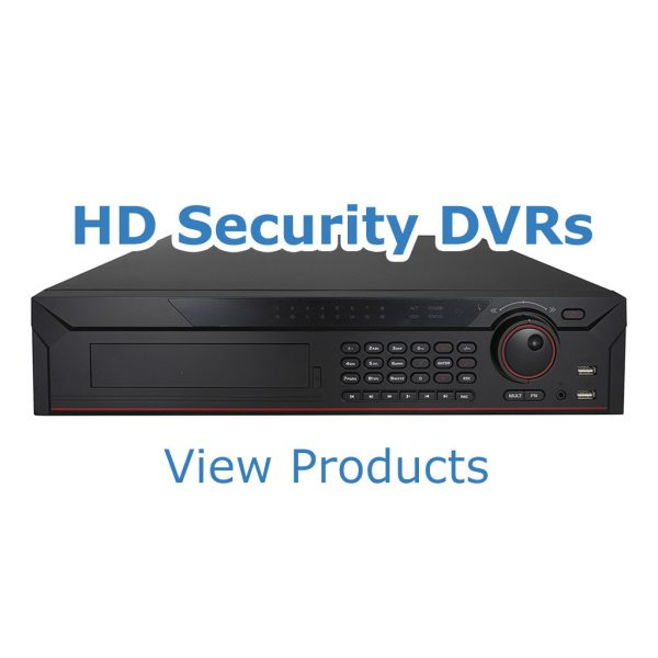 HD Security DVRs