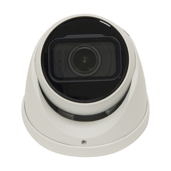 Elite 2MP Motorized 4-in-1 Starlight Eyeball Dome Security Camera W/ Audio