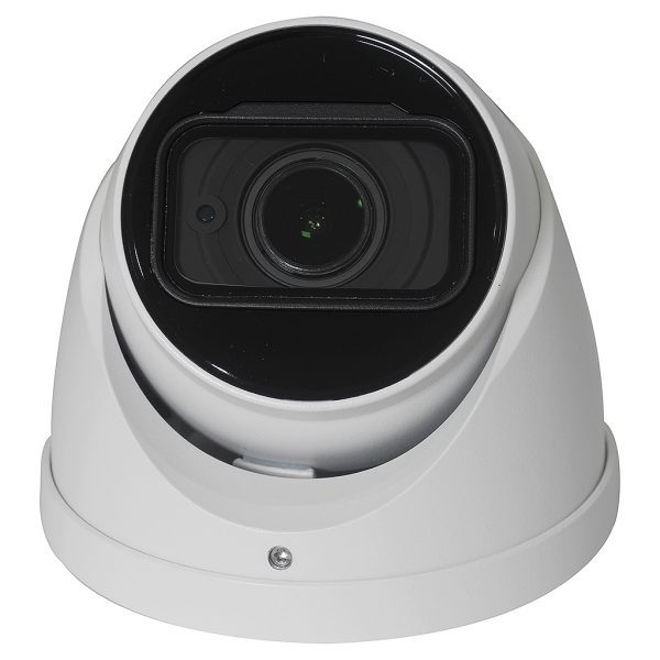 Elite 5MP Starlight™ 4-in-1 Motorized Zoom Dome Security Camera w/Audio