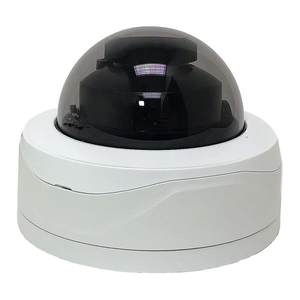 Elite 8MP Motorized HD-CVI IR Vandal Dome Security Camera